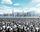 Paper Panda Exhibitoin